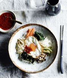 Yama Kitchen & Bar's Bimbimbap :: Gourmet Traveller