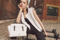 Prüne Summer Campaign 2017 Celine Luggage, Luggage Bags, Hermes Kelly, Tops, Romantic, Life, Fashion, Spring Fashion, Spring Summer