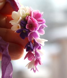 https://flic.kr/p/nP99bo   Lilacs Necklace