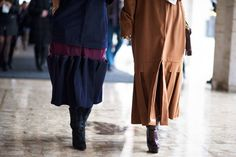 Street Style: What Fashion Week Wore for Nemo - The Cut