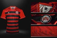 Atlanta Silverbacks 2015 Reto Home and Away Jerseys