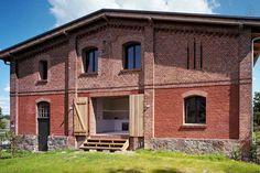 Schau Dir dieses großartige Inserat bei Airbnb an: Architektenwohnung in der Uckermark - Apartments zur Miete in Gerswalde/Ort Fergitz