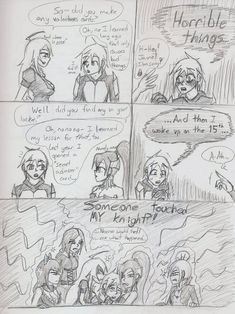 Scars of Heart's Past by oobidoobi on DeviantArt. I'm not sure why Yang is so into Jaune in this comic, but the vagueness of what happened to Jaune in past valentines was too great not to repost Rwby Jaune, Rwby Rose, Rwby Anime, Anime Meme, Rwby Memes, Rwby Characters, Rwby Comic, Rwby Ships, Anime Crossover