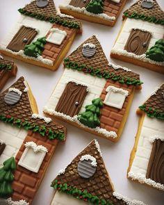Lorena Rodríguez. Christmas cookies. Neighborhood cookies