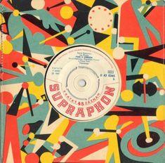 album cover #colours #geometric #record