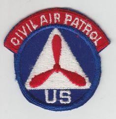 Shoulder Patch, Senior Member, 1944-54