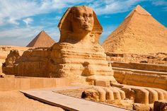 """15 days Egypt tour """"A Tour of A Lifetime"""" to explore the best of Egypt attractions in Cairo, Luxor, Aswan, Hurghada, and Alexandria joined by a tour guide. Giza Egypt, Pyramids Of Giza, Luxor, Nile River Cruise, Torre Eiffel Paris, Small Group Tours, Mysterious Places, Egypt Travel, Africa Travel"""