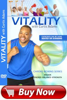 VitalityFL.com - Active adult & senior fitness classes, exercise videos, workout programs.