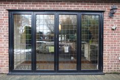 What are bi fold doors?   This style of door uses an ingeniously practical opening-mechanism, which comprises multiple folding sections, to provide simple, yet secure access to and from your home.   I. Foster & Sons' range of exciting timber bi fold doors is built by our experienced craftsmen, using only the finest materials, to provide the ultimate blend of style and substance for your home. http://www.ifosterwindows.co.uk/bi-fold-doors/info_30.html