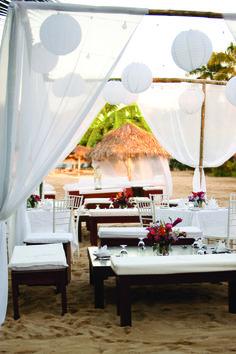 Stir It Up: Mariel & Matt in Ocho Rios, Jamaica | Wedding Planning, Ideas & Etiquette | Bridal Guide Magazine