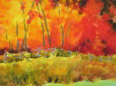 Eleanor Lowden Pidgeon - Watercolor