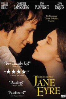 Jane Eyre - this is my favorite film adaptation of the book...mainly because they look the to closet to how I envisioned Mr. Rochester & Jane