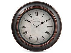 For any room - right on trend copper and mahogany old world style clock available in Mr Price Home stores countrywide. Home Online Shopping, Home Decor Online, Mr Price Home, Classic Clocks, Old World Style, French Chic, At Home Store, Home Furniture, Classic Style