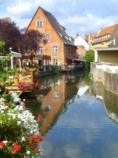 Uniworld's European river cruises visit fairytale villages like Colmar, France