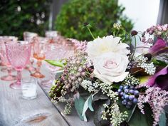 Inside+Geri+Hirsch's+Picture-Perfect+Dinner+Party+Under+the+Stars+via+@domainehome