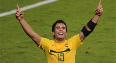 Brazil - Henrique  FIFA U-20 World Cup Golden Ball and Golden Boot winner in Columbia 2011. Great looks like Kaka don't hurt either! #brazil #henrique