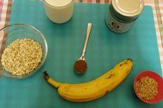 retete sanatoase pentru copii, biscuiti pentru copii, biscuiti cu fulgi de ovaz, diversificare Grains, Rice, Banana, Fruit, Health, Food, Health Care, Essen, Bananas