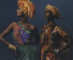 Iman's Most Stunning Moments in Vogue