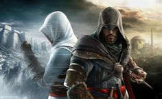 We play through the opening moments of Assassin's Creed: Revelations from The Ezio Collection. Assassin's Creed: The Ezio Collection Official Gameplay. Assassins Creed Unity, Assassins Creed Odyssey, The Assassin, Asesins Creed, All Assassin's Creed, Saga, Assassin's Creed Hidden Blade, Ezio, Game Art