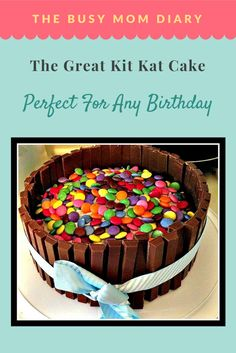 I'm not very good at keeping secrets and everyone knows that my two favorite things in the world is cake and chocolate. A while back, it was my daughter's birthday and she was hav…