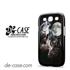 Mountain's Three Wolf Moon DEAL-7443 Samsung Phonecase Cover For Samsung Galaxy S3 / S3 Mini