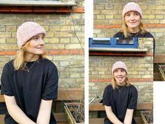 Gratis strikkeopskrift: Den fineste hue til både mænd og kvinder - SILVER STORIES Winter Hats, Beanie, Nyc, Knitting, Fashion, Threading, Moda, Tricot, Fashion Styles
