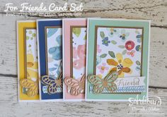 Stampin Up Artisan Blog Hop- Garden in Bloom | Mercedes Weber @ My Paper Paradise