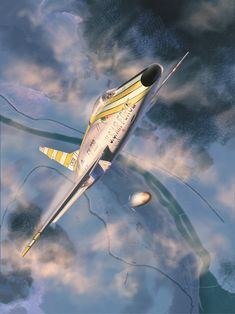 Christophe Gibelin | North American F-100D Super Sabre