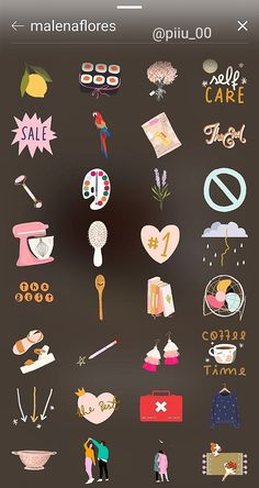 Stickers Instagram, Instagram Emoji, Iphone Instagram, Instagram Frame, Instagram And Snapchat, Free Instagram, Instagram Blog, Instagram Story Template, Instagram Story Ideas