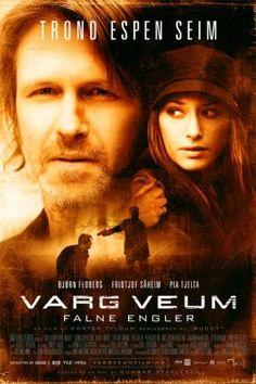 Varg Veum, stoere Noorse detective