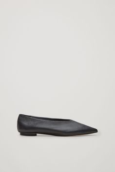 COS | Pointed slip-on shoe