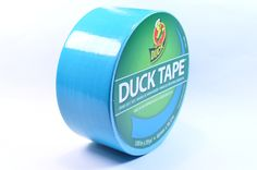 Electric Blue Duct Tape