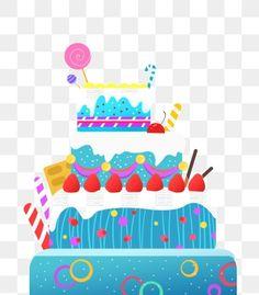 Happy birthday blue small fresh strawberry cake PNG and PSD Happy Birthday Little Boy, Happy Birthday Frame, Happy Birthday Posters, Birthday Frames, Happy Birthday Greeting Card, Happy Birthday Balloons, Birthday Background Wallpaper, Birthday Banner Design, Party Cartoon