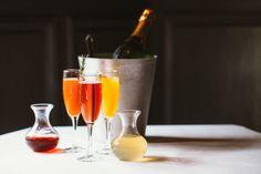 Blood Orange, Campari & Rosemary Elixir
