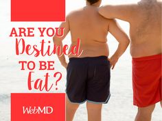 Are you fated to be fat? And, if so, can your lifestyle trump your genes? See what the science says.