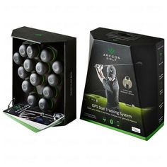 New Arccos GPS Real Time Golf Stat Tracking System