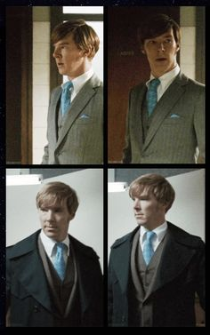 Tinker, Tailor, Soldier, Spy  He looks really hot and handsome. :) <3