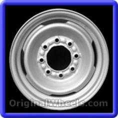 Chevrolet Van 2500 1996 Wheels & Rims Hollander #1619  #Chevrolet #Van #ChevyVan #1996 #Wheels #Rims #Stock #Factory #Original #OEM #OE #Steel #Alloy #Used