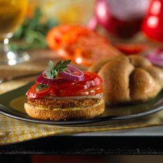MorningStar Farms® Garden Veggie Deluxe Burger