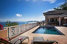 Summer Heights : Havers Hill : Tortola Villas - Caribbean Villas