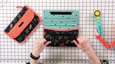 How to Sew an iCase with ByAnnie and Fat Quarter Shop