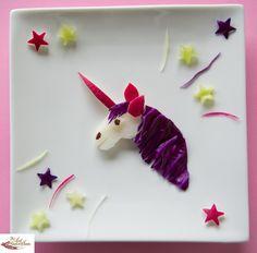 Fun healthy salads for kids unicorn