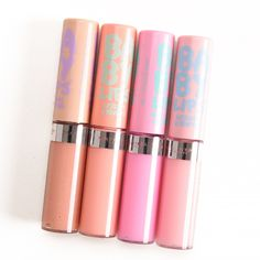Time to go all glossy and get all bossy with Maybelline Baby Lips Moisturizing Lip Gloss.
