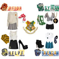 Hogwarts uniforms!!!