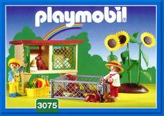 PLAYMOBIL® set #3075 - Rabbit Hunch
