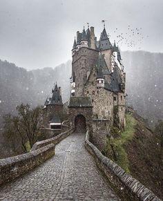 Eltz Castle.