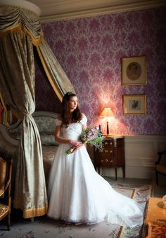 Duncombe Park Wedding Photography » Yorkshire Wedding Photographer Bristo Photography