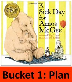 A Sick Day for Amos McGee by Philip C. by Erin E. Stead: The best sick day ever for Amos McGee! A Caldecott Winner Best Children Books, Childrens Books, Toddler Books, Young Children, Helping Children, Help Kids, Kids Fun, Books About Kindness, Books To Read