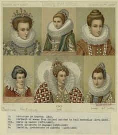 The History Notes: Queen Elizabeth I's Fashions