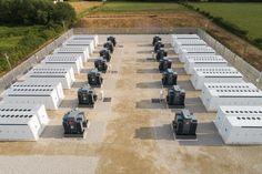 Energy Storage, National Grid, Big Battery, Storage Facility, Solar Projects, Sustainable Energy, Under Construction, Magazine, Magazines